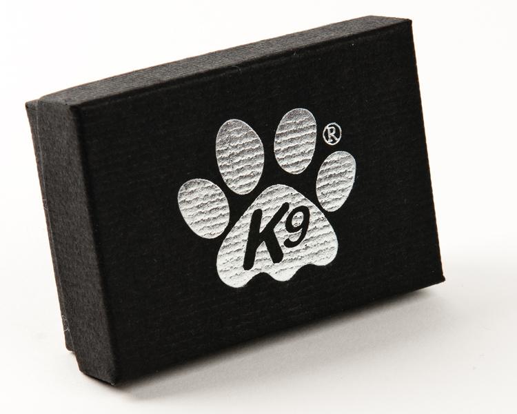black k9 box