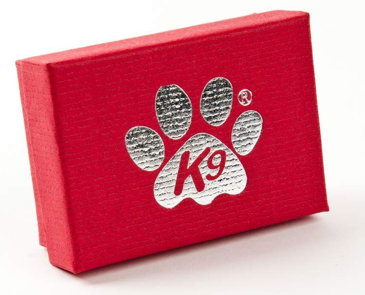 red K9 box