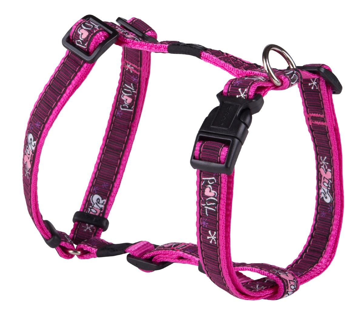 Fancy Dress Harness - Pink Love