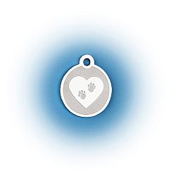 Premium Stainless Steel Heart