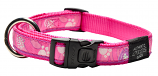 Fancy Dress  Collar - Pink Paw