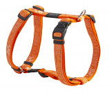 Fancy Dress Harness - Orange Doodle